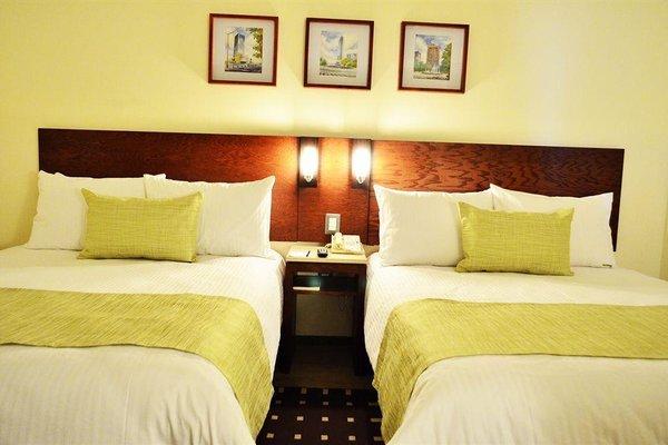Casa Inn Business Hotel Mexico - фото 2
