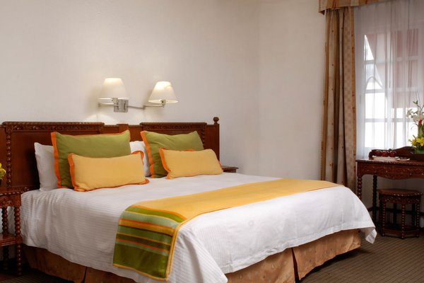 Hotel Geneve CD de Mexico - фото 1