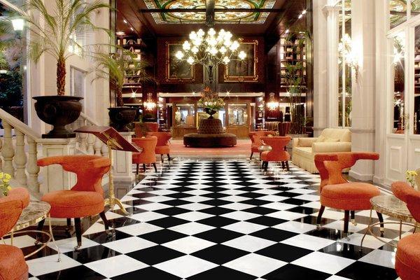 Hotel Geneve CD de Mexico - фото 20