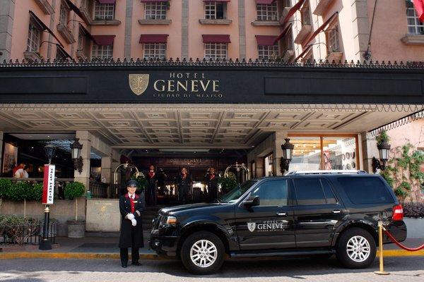 Hotel Geneve CD de Mexico - фото 22