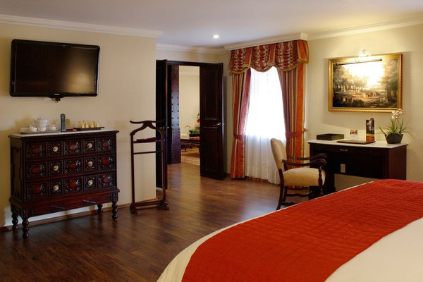 Hotel Geneve CD de Mexico - фото 4