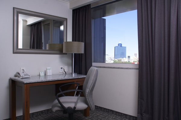 Holiday Inn Mexico City - Trade Center - фото 19