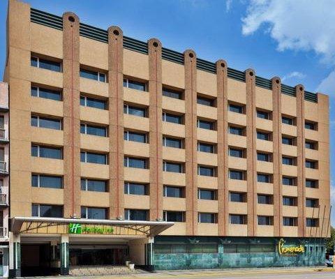 Holiday Inn Mexico City - Trade Center - фото 23