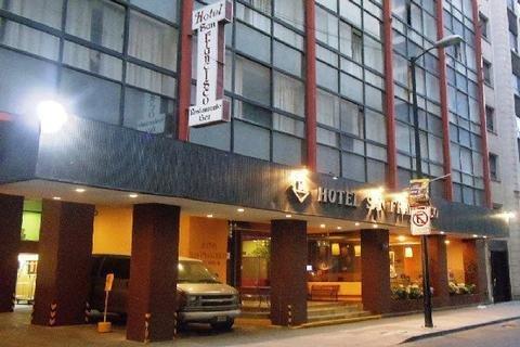 Hotel San Francisco Centro Historico - фото 23