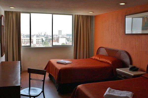 Hotel San Francisco Centro Historico - фото 4