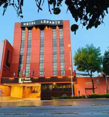 Hotel Lepanto - фото 23