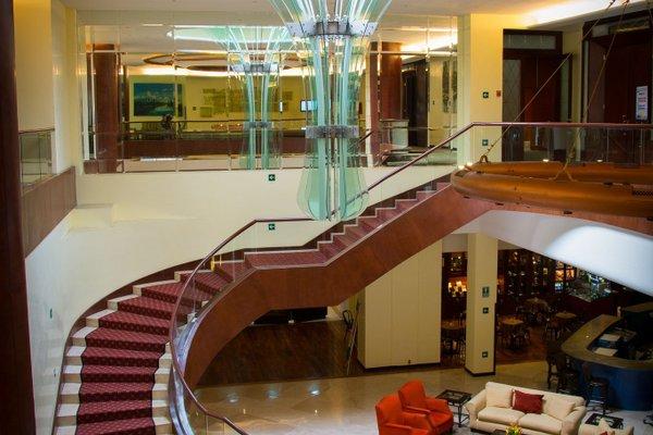 Crowne Plaza Hotel De Mexico - фото 16