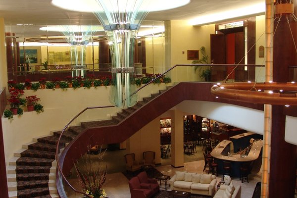 Crowne Plaza Hotel De Mexico - фото 17