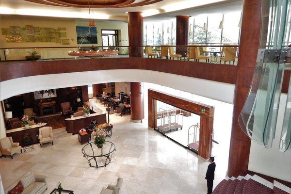 Crowne Plaza Hotel De Mexico - фото 18