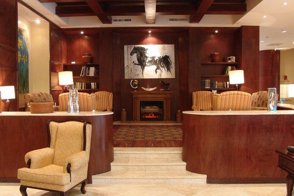 Crowne Plaza Hotel De Mexico - фото 6