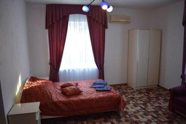 Отель Аква - фото 1