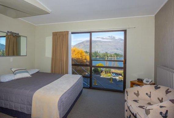 Earnslaw Lodge 3* Квинстаун, Новая Зеландия - забронировать