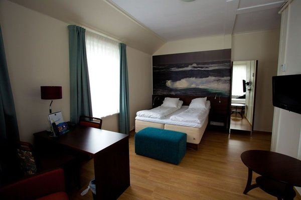 Best Western Plus Hotel Hordaheimen - фото 2