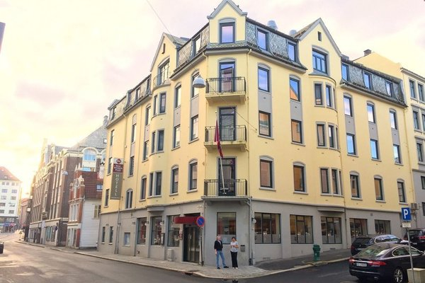 Best Western Plus Hotel Hordaheimen - фото 21