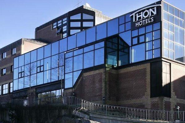 Thon Hotel Bergen Airport - фото 22