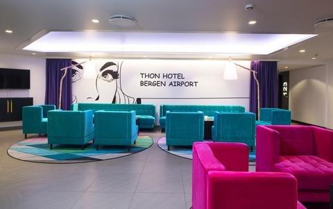 Thon Hotel Bergen Airport - фото 8