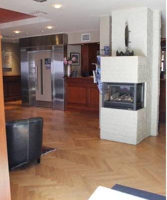 P-Hotels Bergen - фото 11