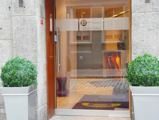 Basic Hotel Bergen - фото 22