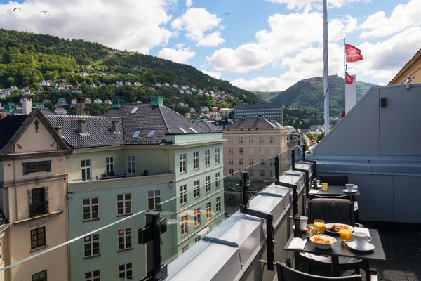 Thon Hotel Bristol, Bergen - фото 21