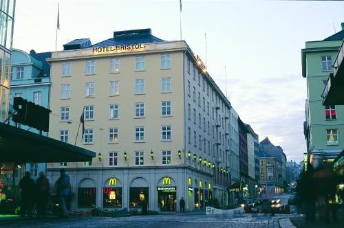 Thon Hotel Bristol, Bergen - фото 23