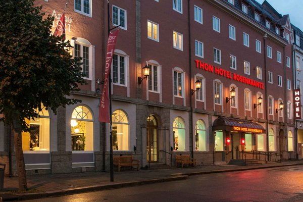 Thon Hotel Rosenkrantz Bergen - фото 22