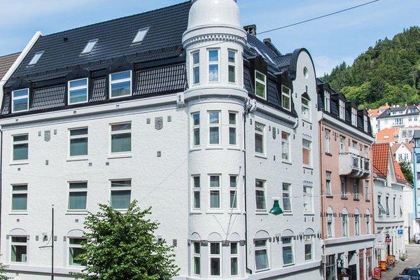 Thon Hotel Rosenkrantz Bergen - фото 23