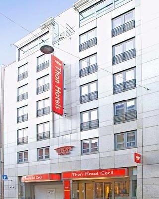 Thon Hotel Cecil - фото 22