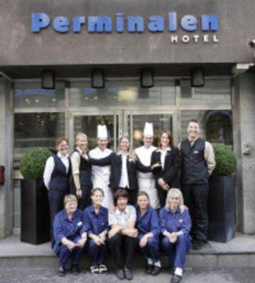 Perminalen Hotel - фото 10