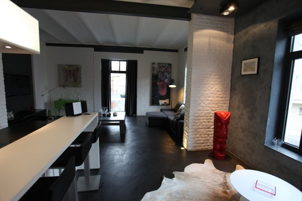 Apartment Loft chocolaterie - фото 19