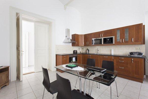 Apartment Narodni Prague - фото 11