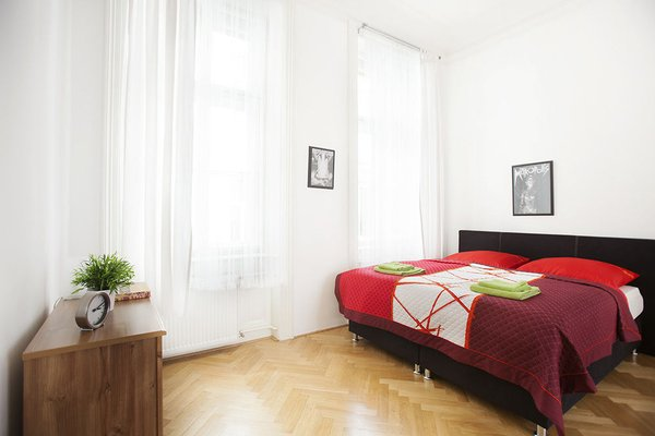 Apartment Narodni Prague - фото 14