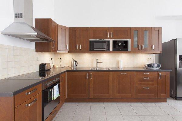 Apartment Narodni Prague - фото 15