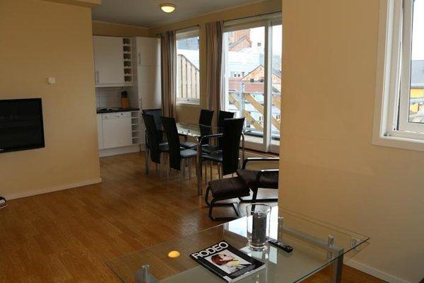 Gruner Apartments - фото 7