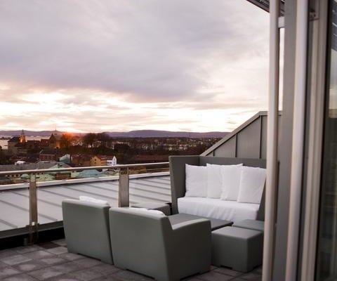 Thon Hotel Oslo Panorama - фото 19