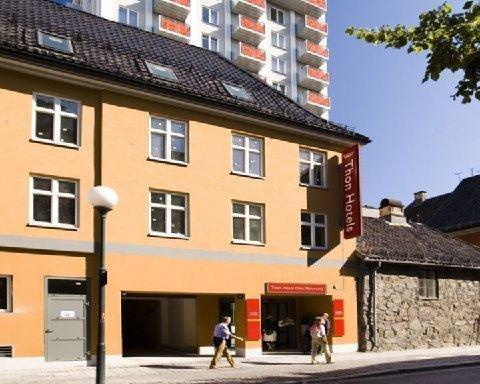 Thon Hotel Oslo Panorama - фото 23