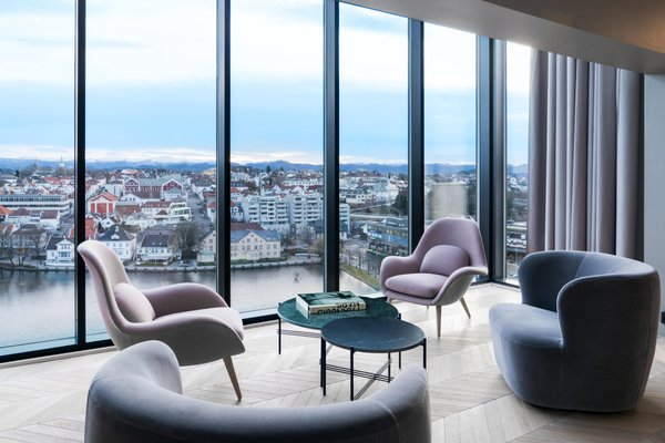 Radisson Blu Atlantic Hotel, Stavanger - фото 8