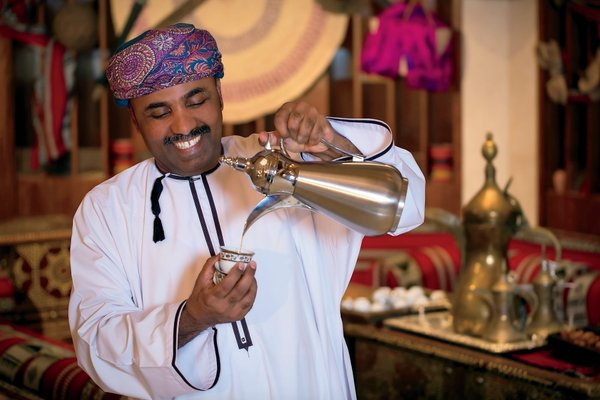 Al Bustan Palace, A Ritz-Carlton Hotel - фото 10