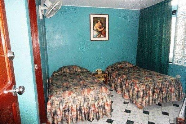 Гостиница «Aloja Inn», Лима
