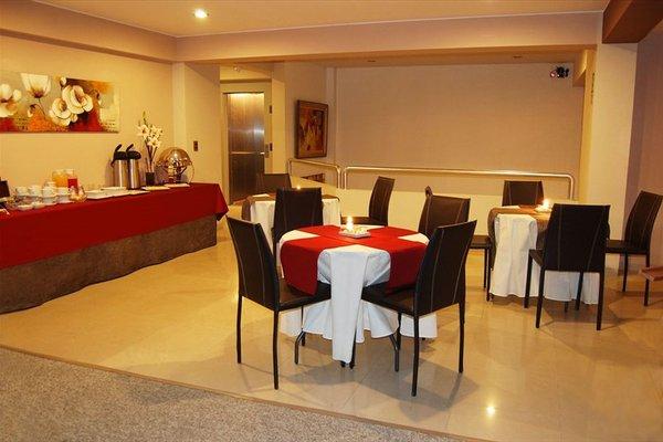 Hotel Vila Santa Miraflores - фото 17