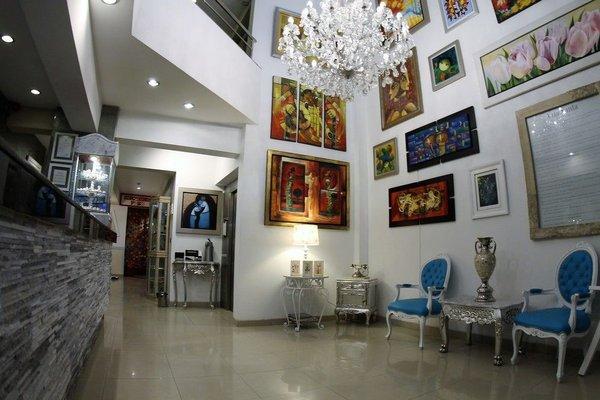 Hotel Vila Santa Miraflores - фото 7