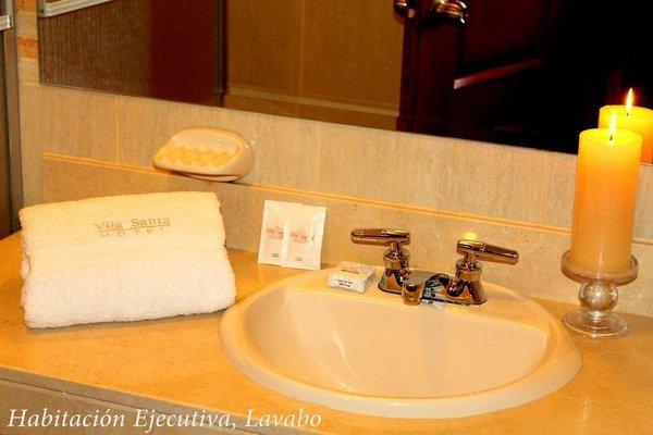 Hotel Vila Santa Miraflores - фото 9