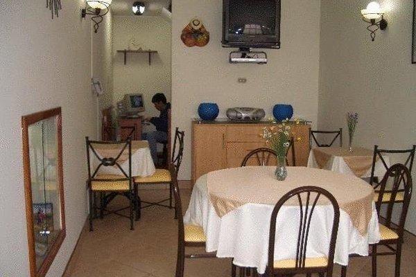 Hostal Las Camelias - фото 8
