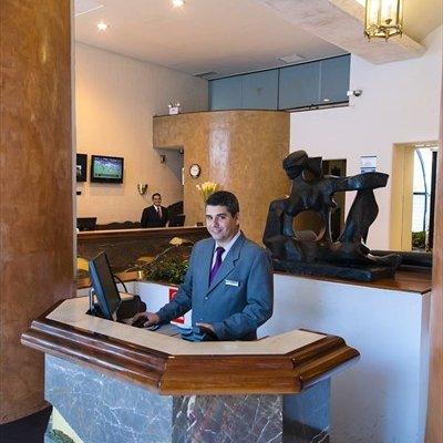 Thunderbird Hotel J.Pardo - фото 12