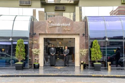 Thunderbird Hotel J.Pardo - фото 21