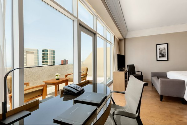 Hilton Lima Miraflores - фото 4