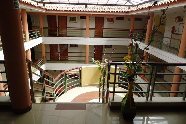 Hotel Tornado - фото 19