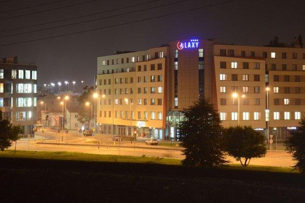 Galaxy Hotel - фото 23