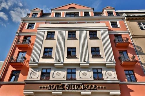 Hotel Wielopole - фото 27