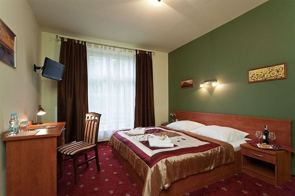 Hotel Maksymilian - фото 1