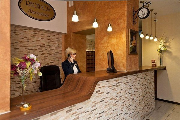 Hotel Maksymilian - фото 19